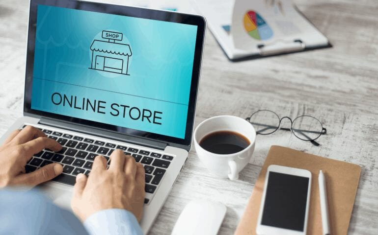 Create wix online store