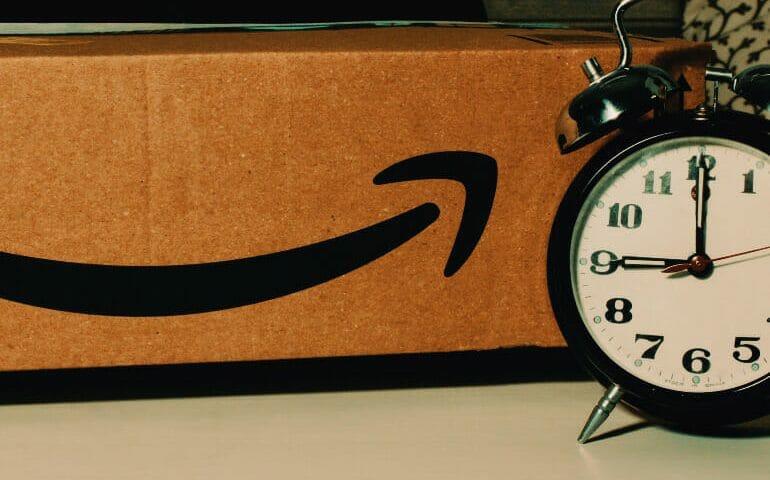 amazon clock