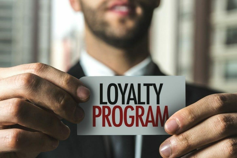 Create a Loyalty program
